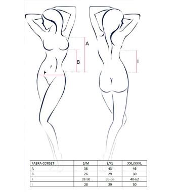 Fabra corset
