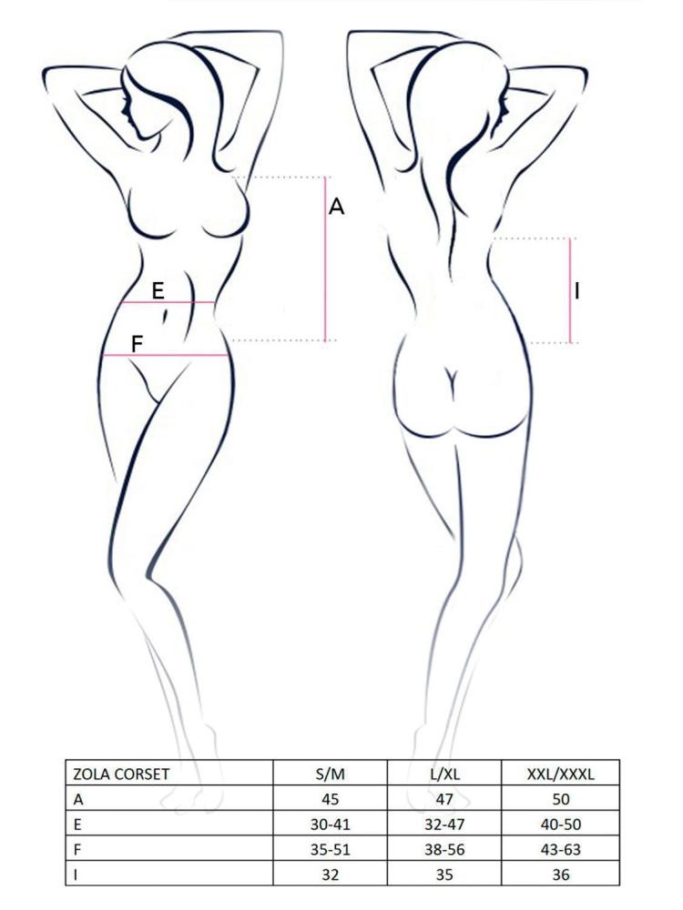Zola corset