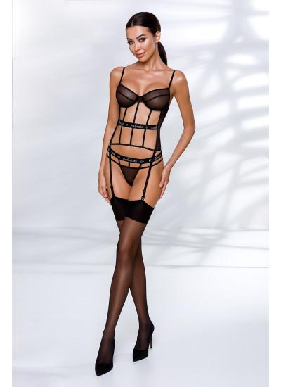 Kyouka corset Black