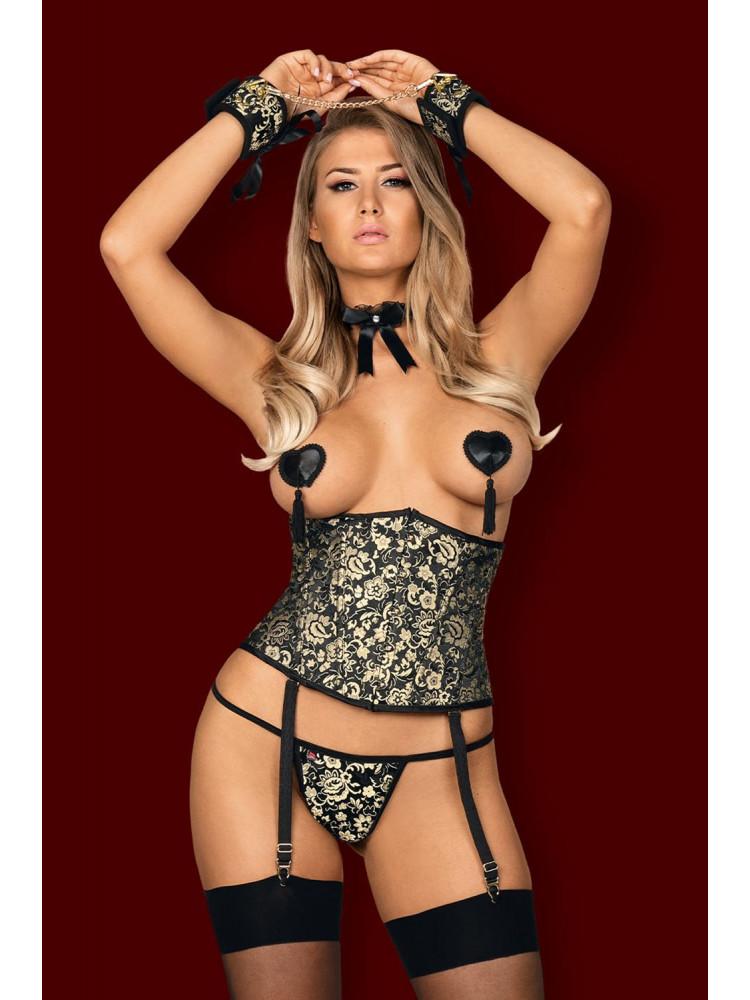 Shelle corset