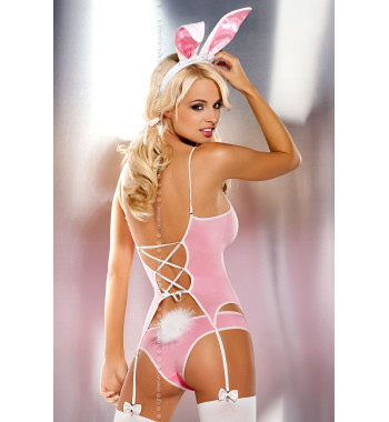 Bunny suit Pink
