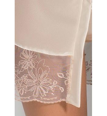 Lotus peignoir Cream