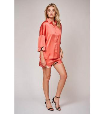 Пижама 60462 Коралловый