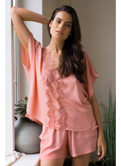 Пижама 51668-2 Пыльная роза