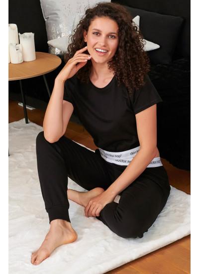 Пижама PM.9736 Black