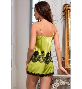 Пижама Chantal 3192 лайм