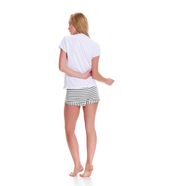 Пижама PM.9441 White