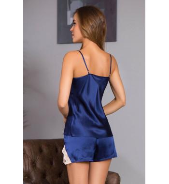 Пижама Kristy 15112 т.синий