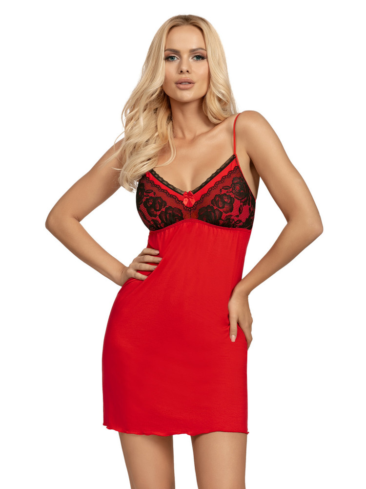 Patrizia nightdress Red