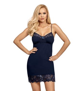 Ashley nightdress Dark Blue