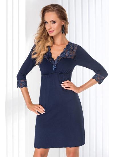 Taylor II nightdress Dark Blue