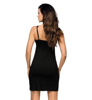 Kasiya II nightdress Black