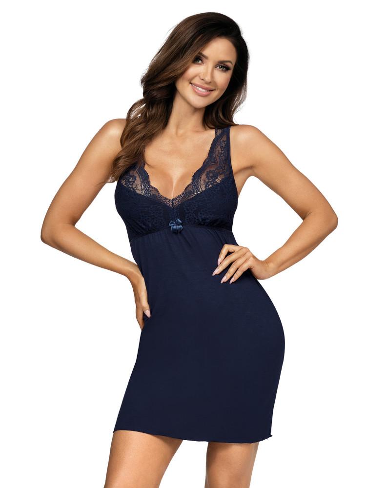 Kasiya II nightdress Dark Blue