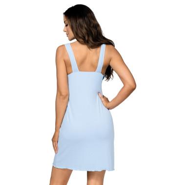 Flavia nightdress Blue
