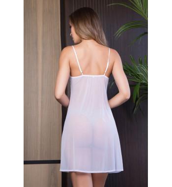 Сорочка Evelin 17530 белый