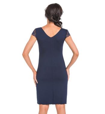 Hana nightdress Dark Blue