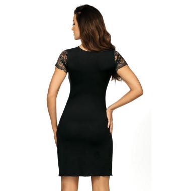 Kasiya nightdress Black