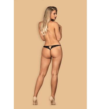Liferia crotchless thong
