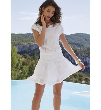 YM 85469 Платье пляжное