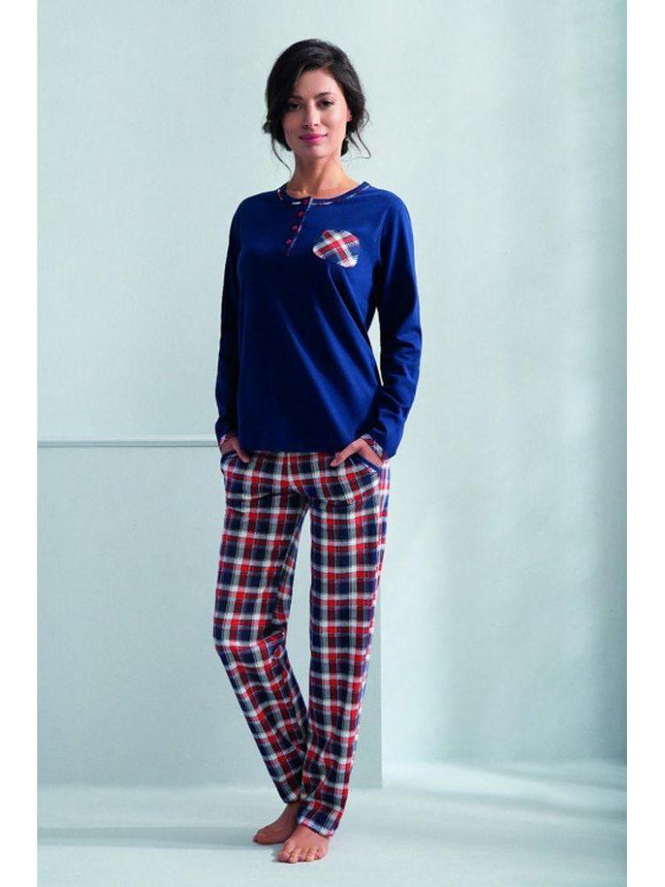 Пижама женская хлопок купить в москве