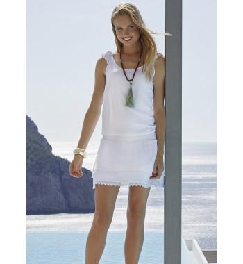 YM_85122 Платье пляжное
