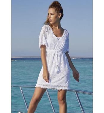 YM 85479 Платье пляжное