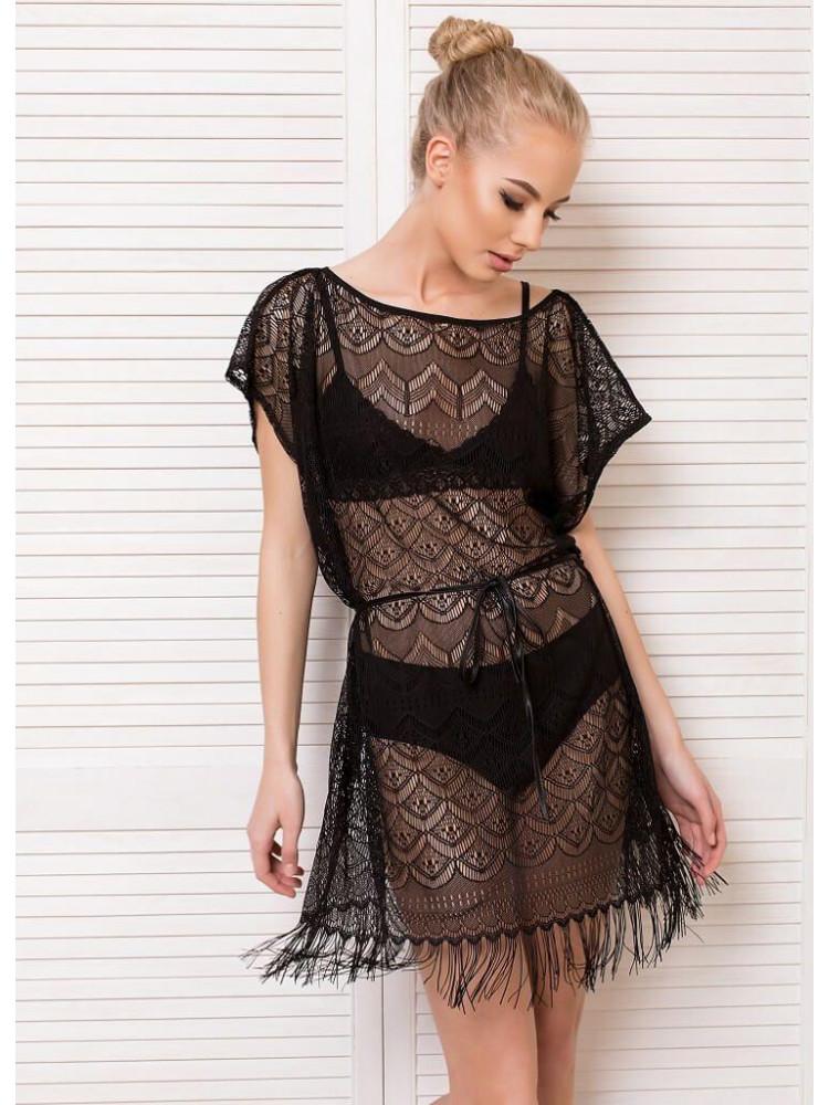 Пляжное платье-туника DLF 318 ANAIS