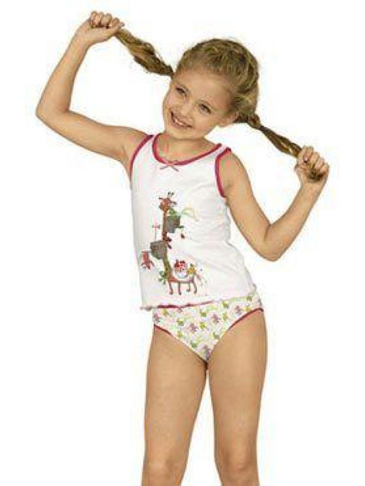 Белье и домашняя одежда для девочек