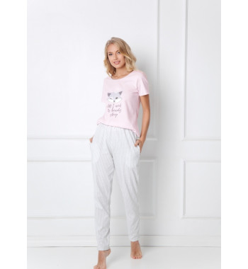 TRIXIE PINK Пижама со штанами