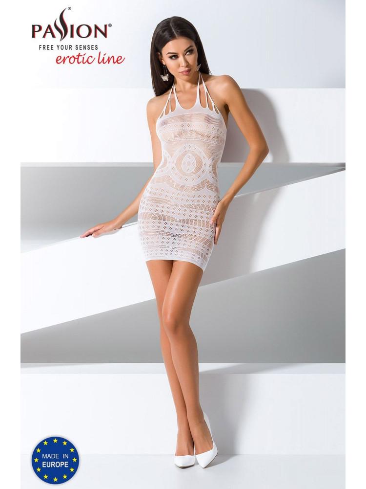 Прозрачное Белое Платье Фото