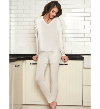 Пижама женская Vanilla 3026