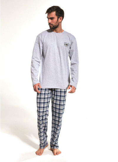 124 YUKON Пижама мужская со штанами