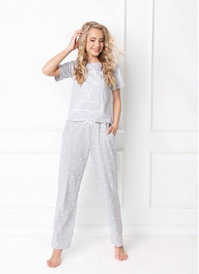 HEARTY GREY Пижама со штанами