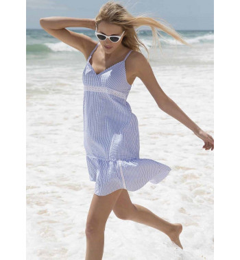 85576 Платье пляжное