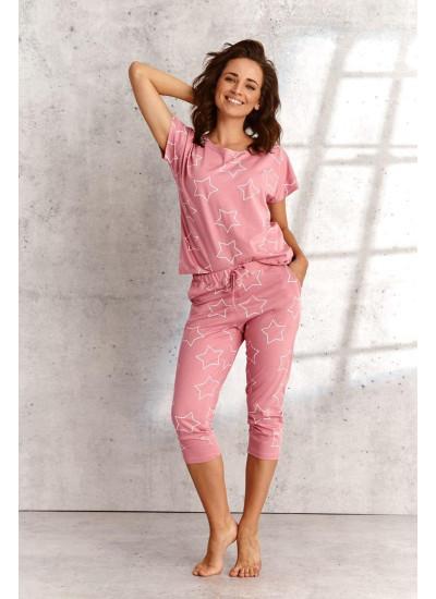 2490 SS21 OKSA Пижама женская со штанами