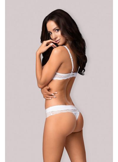 Сексуальный комплект белья Miamor set White