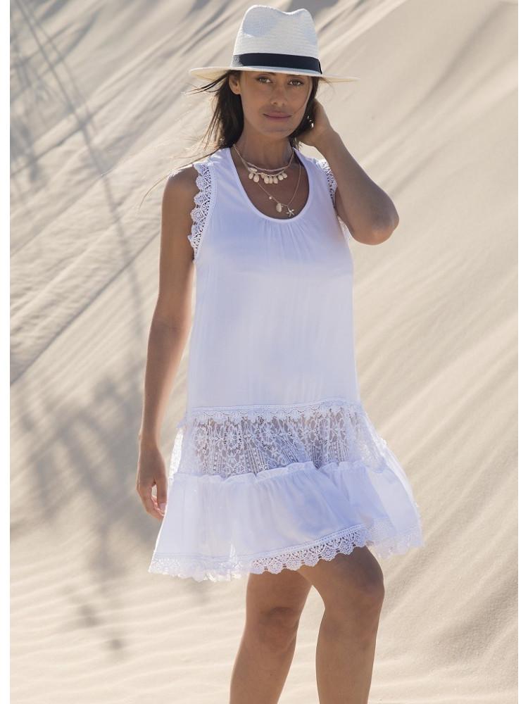 85582 Платье пляжное