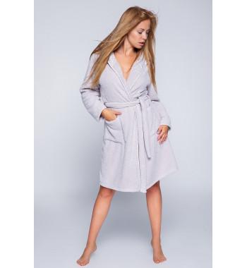 Плюшевый халат Noemi