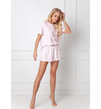 DONELLA PINK Пижама с шортами