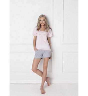 ARU_WILD LOOK Пижама с шортами