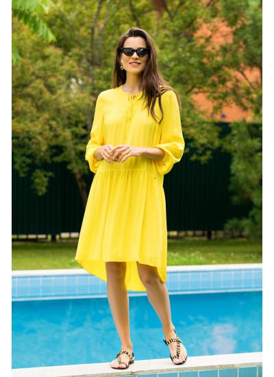 Туника 51780-1 Желтый