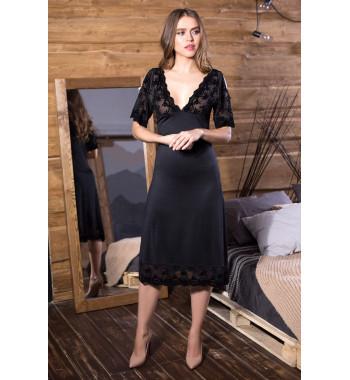 Платье домашнее женское Elegance Velvet 12044