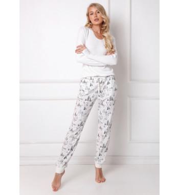 WOODS WHITE Пижама женская со штанами