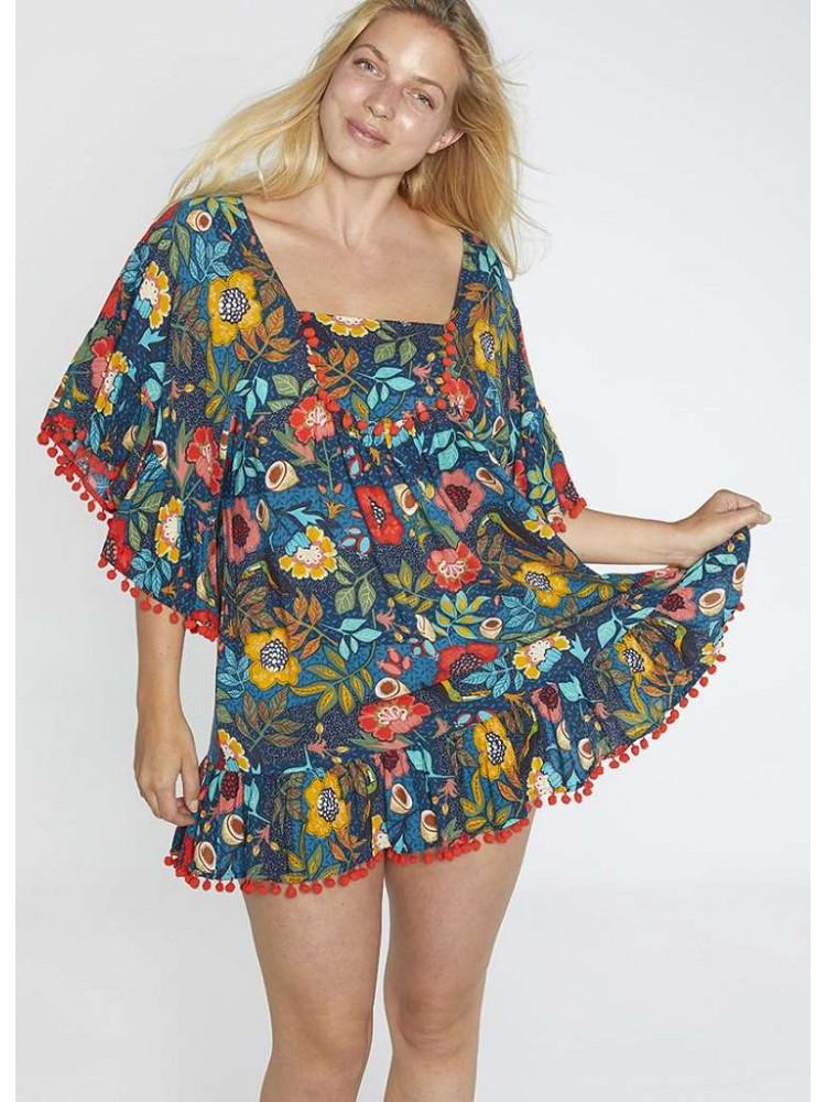 85606 Платье пляжное