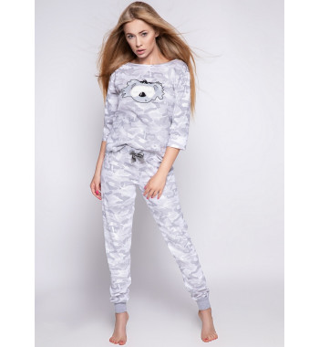 AMBRELL Пижама женская со штанами