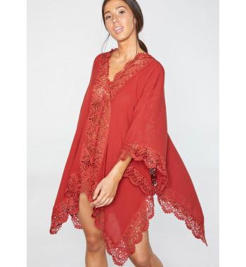 85661 Платье-парео пляжное