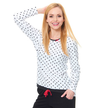 Пижама PM.9543 White