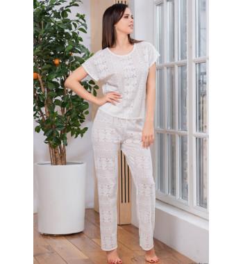 Комплект из топа и брюк Mia-Amore 6696