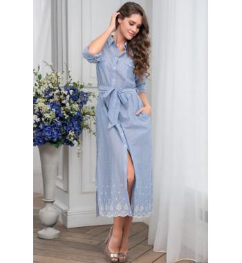 Длинное платье Nizza 6714