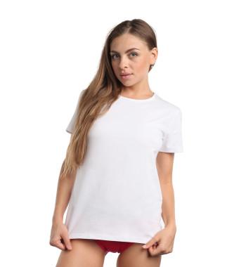 Женская футболка T651-1